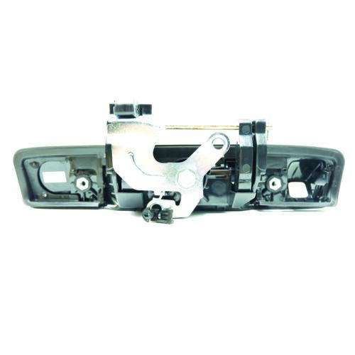 For Isuzu D-Max 1.9 2016 17 18 Rear Tailgate Handle Camera Hole Polish Black