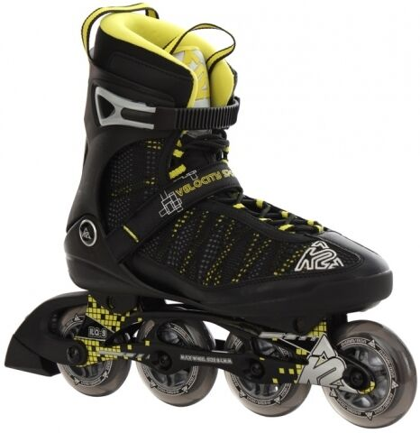 K2 VELOCITY SPORT M FITNESS TRAINING 84mm 80A ILQ9 INLINER INLINER INLINER SKATES US 9.5 EU 42.5 c67e3d
