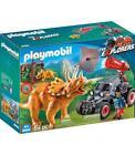 Playmobil-9434 Offroader con Dino-fangnetz