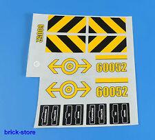 LEGO®  (14) Sticker (60052) Aufkleber  / Diesellok