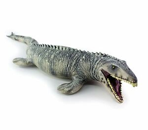 Jurassic Mosasaurus Ancient Animal Dinosaur Action Figure Toy Kids Gift 45 cm