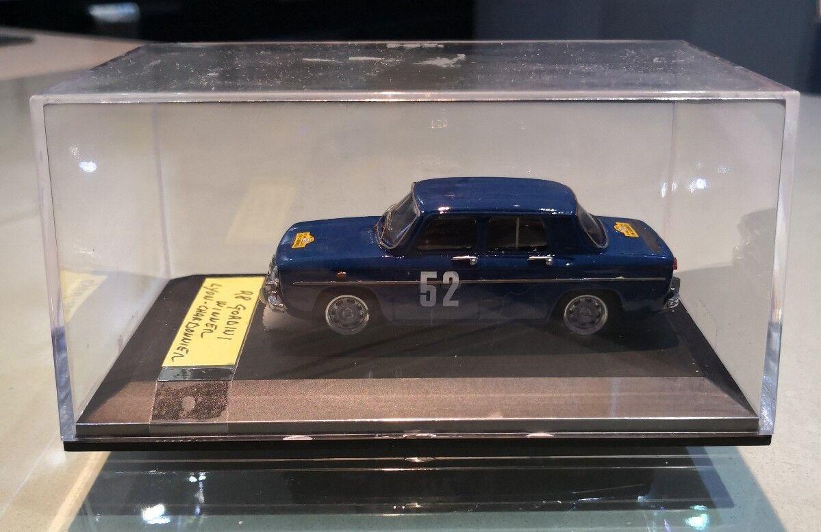 PROVENCE MOULAGE 1 1 1 43 rally - RENAULT R8 Gordini Lyon Charboniere 1965 Vinatier cbcc6d