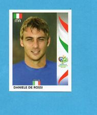 PANINI-GERMANY 2006-Figurina n.331- DE ROSSI - ITALIA -NEW BLACK