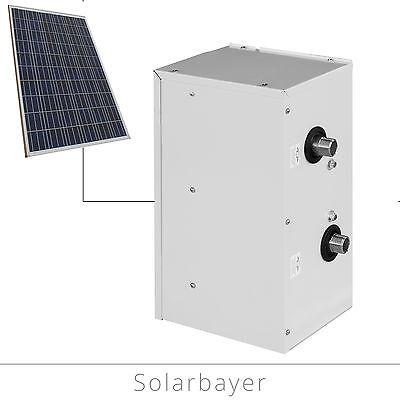 Photovoltaïque PV Booster électro 10/12 Chauffage électrique Électricité