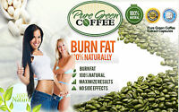 1000mg Green Coffee Bean Diet Extract Slimming Pills Weight Loss Capsules 30 Day