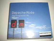 CD Depeche Mode The Singles 81 / 98 3 CD Box