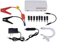 15000mAh Portable Jump Starter Car Battery Charger Mini Power Bank LED Light 12V