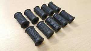 10-X-de-palanca-de-cambios-Palanca-de-cambio-de-engranaje-TRIUMPH-BSA-Centro-De-pie-Goma-T100-T120