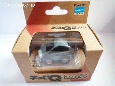 Choro Q Tomytec Toyota Prius Z 22a Light Green Pull Back