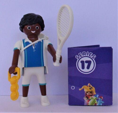 Playmobil Mystery Series 17 Boys  Tennis Player   #70242  New  2020