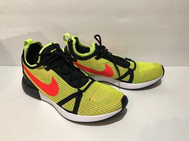 Nike Uomo nike duello racer volt 918228-700 cremisi
