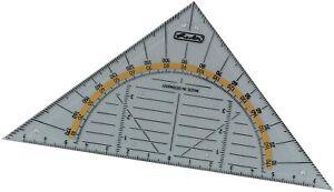Herlitz-Geometrie-Dreieck-mit-oder-ohne-Griff-Geodreieck-fuer-die-Schule