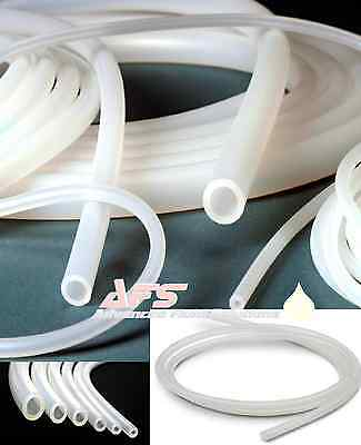 Clear Translucent Silicone Tubing FDA Approved Milk Hose Beer Pipe Soft Rubber M