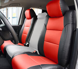 Toyota Tundra Seat Covers >> Details About Toyota Tundra 2014 2018 Iggee S Leather Custom Fit Seat Cover 13colors Available