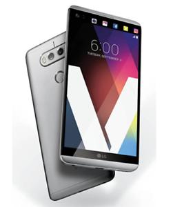 Unlocked SIM LG V20 H918 64GB Dual Camera (T-Mobile) 4G LTE Smartphone - Silver 652810817134