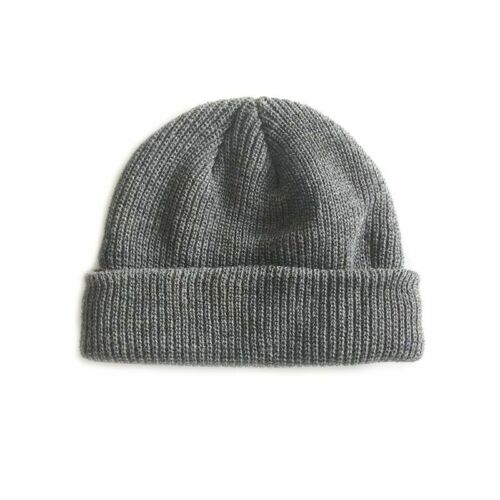 Men/'s Knitted Winter Warm Bennie Solid Pattern Casual Styles Outdoor Wear Bonnet
