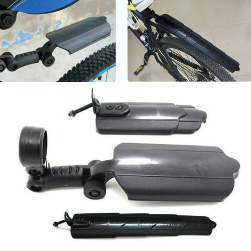 1 Pair Telescopic Mudguard Quick Release Folding Fender Foldable Cycling MTB