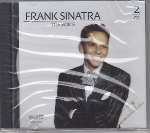 """Frank Sinatra """"The Voice"""" 2cd Set - NEW & SEALED - 34 Tracks Posted From The UK 8717423058984"""