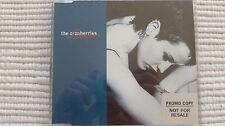 The Cranberries Linger (Very Rare/Near Mint) UK 1993 PROMO CD