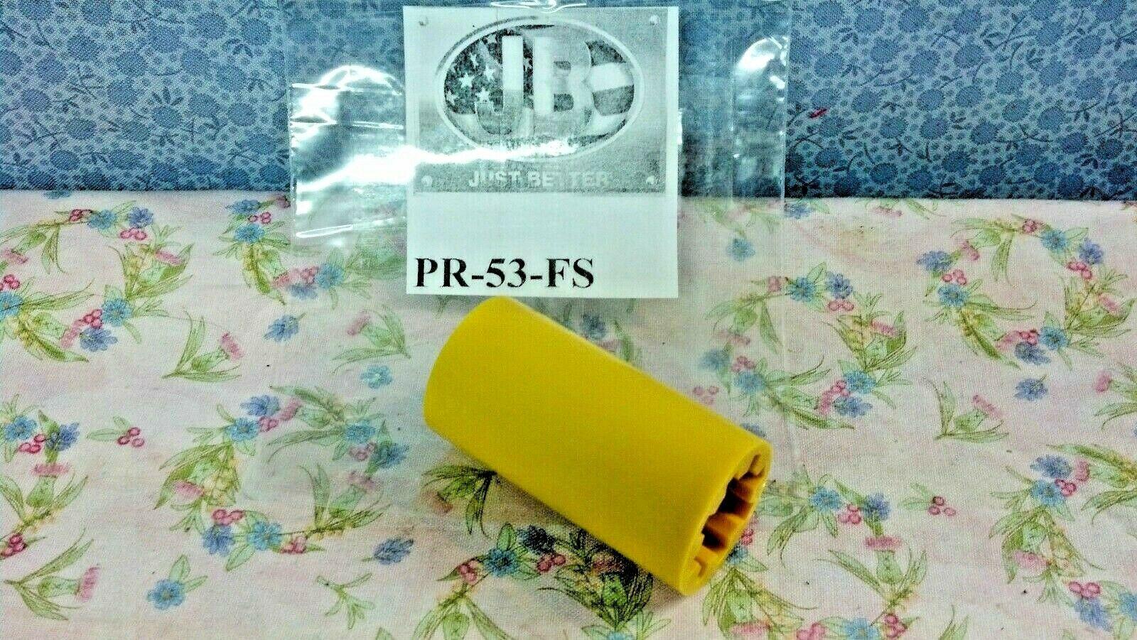 """J//B Industries Vacuum Pump Flexible Coupler /""""DRIVE-SECTION/"""" Part# PR53-FS"""