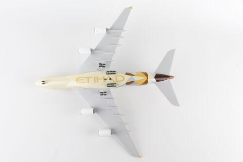 SkyMarks Etihad Airways Airbus A380-800 SKR840 1//200 Scale Reg# A6-APA New