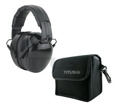 Titus Shooting Gun Range Tactical Noise Reduction High Nrr Hearing Protection