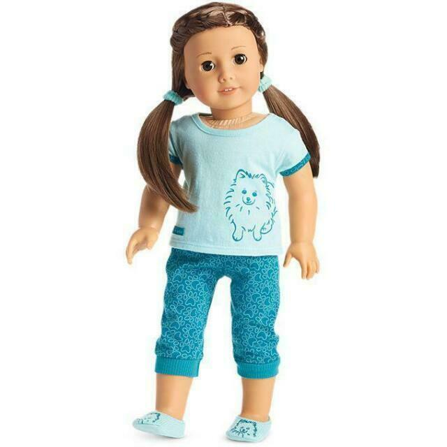 AMERICAN GIRL MARYELLEN/'S PAJAMAS ~ NEW IN BOX ~ RETIRED IN HAND TO SHIP