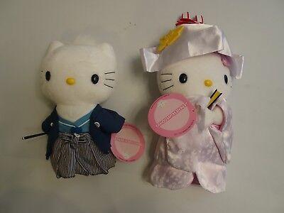 Peluche MISDO Halloween Mister Donut 15 cm 2013 Sanrio Japon Hello Kitty