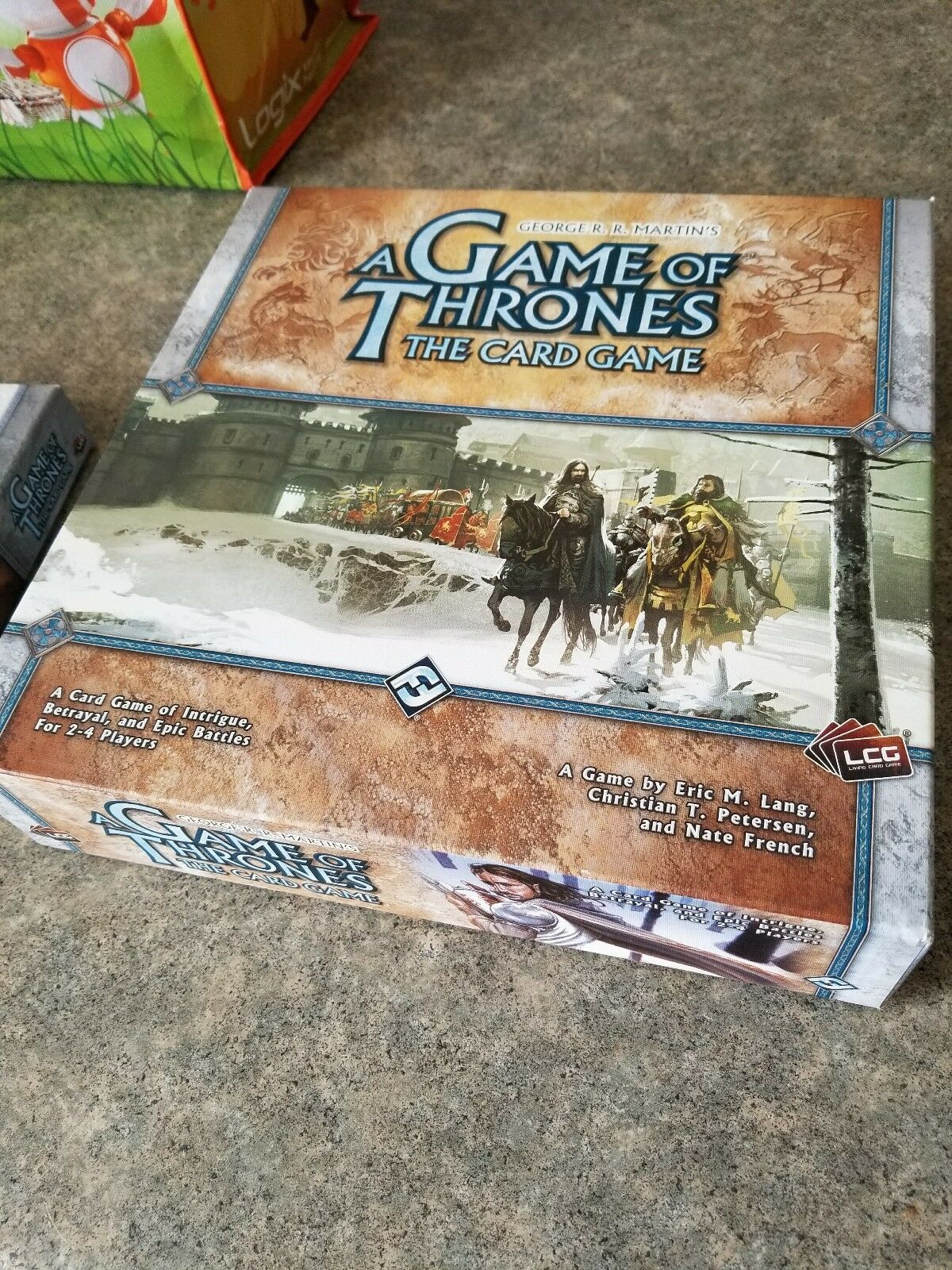 Menge a game of thrones das kartenspiel erstausgabe fantasy flight games