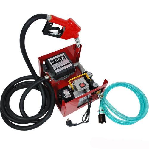 60l//min diésel bomba con totalizador aceite calefacción autoaspirante diesel gasolinera