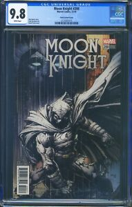 Moon-Knight-200-Marvel-CGC-9-8-White-Pages-David-Finch-Variant-Cover