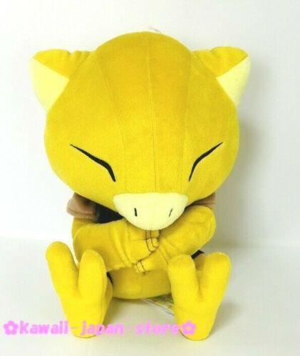 "Casey Pokemon Korroto Manmaru Plush Doll Abra BANPRESTO 23cm 9/"" with Tag"