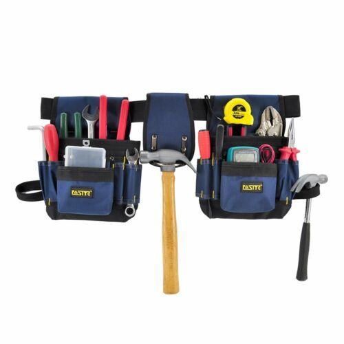 Bolsa de herramientas para técnicos construcción Organizador de trabajo Cinturón