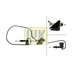 luk 513 0026 10 geber-/nehmerzylindersatz, kupplung für iveco | ebay