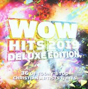 Wow-Hits-2019-2CD-Deluxe-Edition-39-trks-Christian-Artists-Brand-New-amp-Sealed