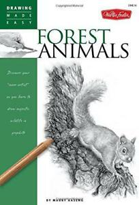 Drawing-Forest-Animals-Learn-to-draw-majestic-wildlife-step-by-step-How-to-Dr