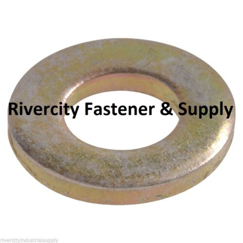 25 5//8 INCH GRADE 8 USS FLAT WASHERS 25 PIECES .625
