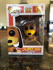 Pixar Pop! Funko Slinky Dog n°516 Toy Story