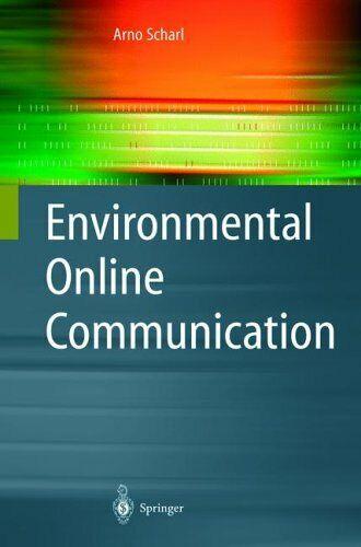 Umwelt Online Communication Von Scharl, Arno