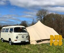 DubPod -  Drive Away Camper Van / VW Canvas Awning by Bell Tent Boutique