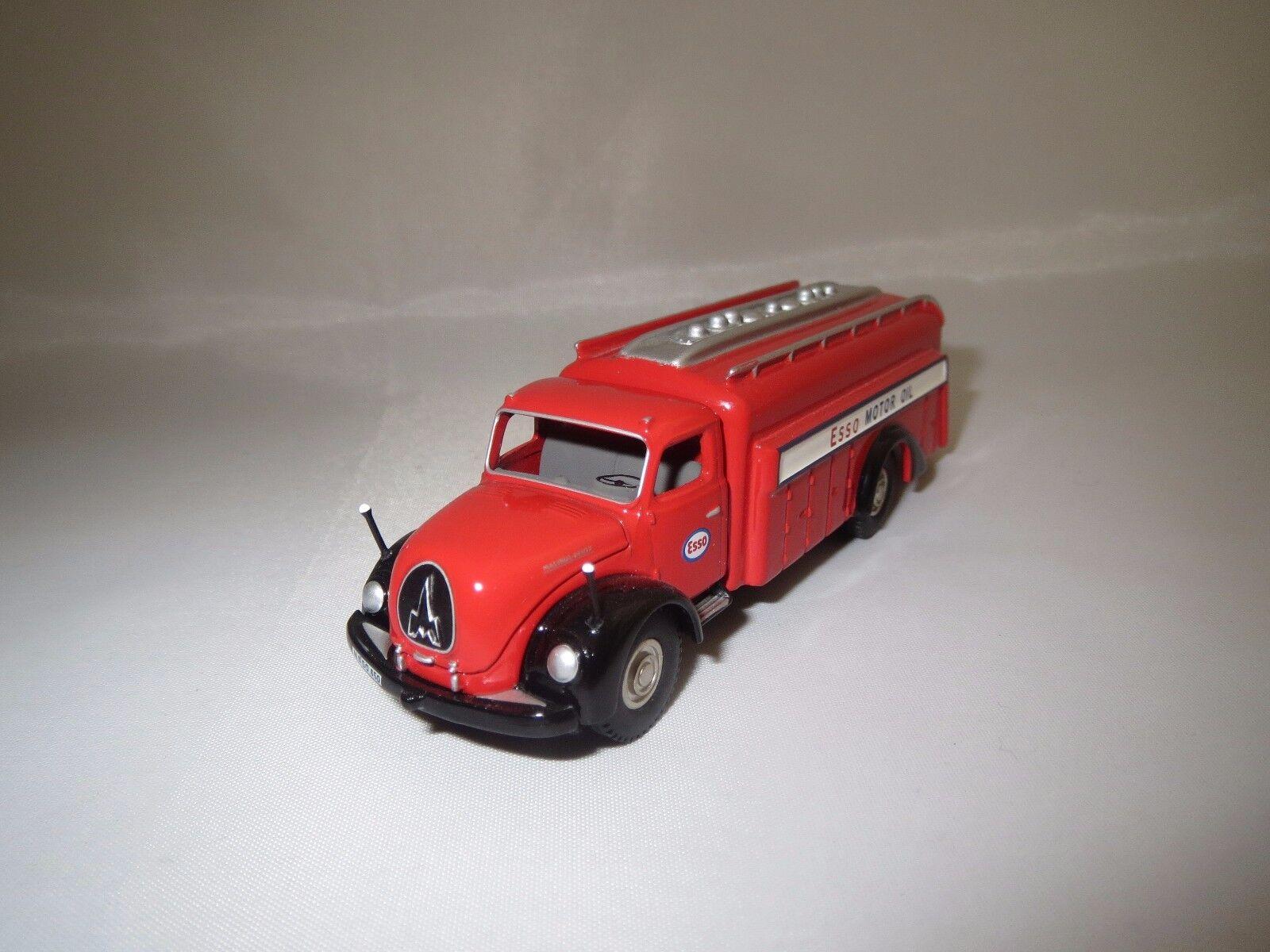 Bouèbe 07425 MAGIRUS s6500  camion citerne ESSO Motor Oil  1 87 NEUF dans sa boîte