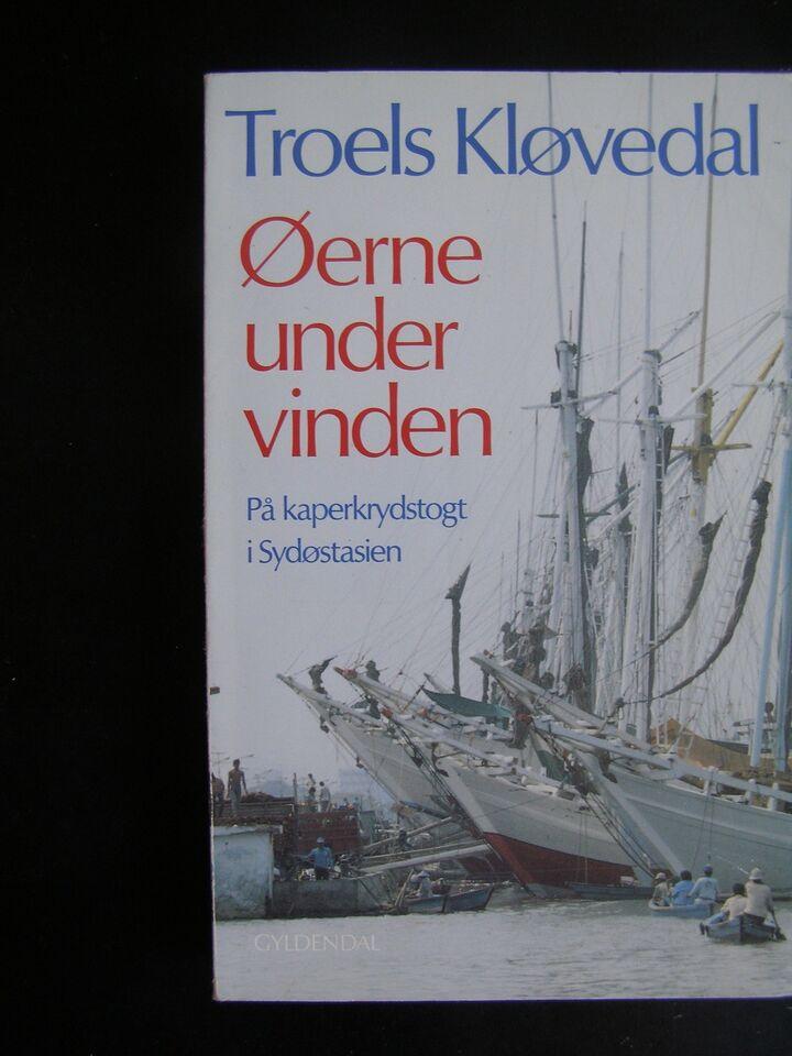 Øerne under vinden, Kløvedal, Troels