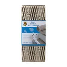 Henkel 442097 17 x 36-inch Beige Softex Bath Mat