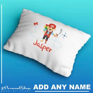 Personalised-Pirate-Pillowcase-Children-Printed-Gift-Custom-Print-Made-Present