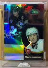 2003 ETOPPS IN HAND MARIO LEMIEUX PITTSBURGH PENGUINS HOF