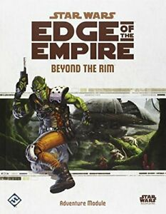 Star-Wars-Edge-of-the-Empire-Beyond-The-Rim-NEW-RPG-Star-Wars-Book