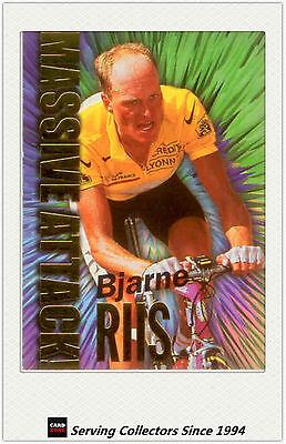 1997 Tour De France Trading Cards Massive Attack MA4 Eros Poli