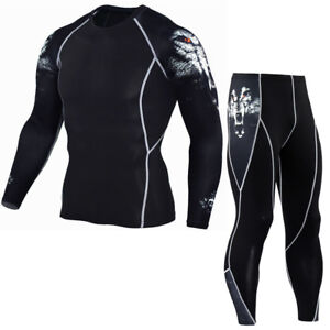 Workout-Sports-Men-Clothing-Set-Jogging-Sportswear-Gym-Run-Outdoor-Tights-Suit