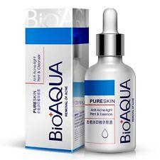 BioAQUA pure skin anti acne light print & essence 30g acne blemish pores