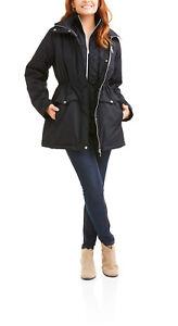Benard Harvé Inner Women's Hooded front Zip Vestee W Anorak d6PwF6Tx
